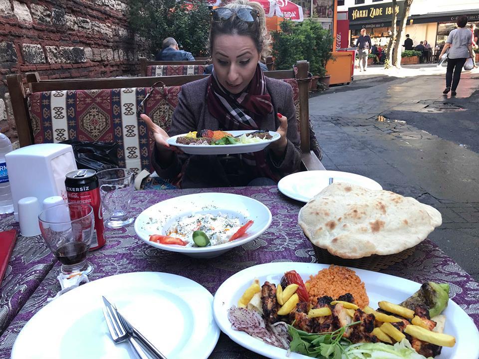 Ospăț culinar în Istanbul
